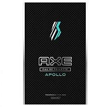 Axe Apollo - Eau de Toilette — Bild N2