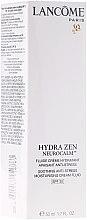 Düfte, Parfümerie und Kosmetik Feuchtigkeitsspendendes Anti-Stress Gesichtsfluid - Lancome Hydra Zen Neurocalm SPF 30