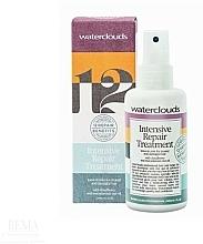 Düfte, Parfümerie und Kosmetik Pflegendes Spray für geschädigtes und empfindliches Haar mit Macadamiaöl und Vitamin E - Waterclouds Intesive Repair Treatment