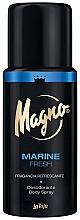 Düfte, Parfümerie und Kosmetik Deospray - La Toja Magno Fresh Deodorant Spray