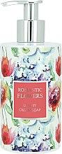 Düfte, Parfümerie und Kosmetik Cremige Flüssigseife Romantische Blumen - Vivian Gray Romantic Flowers Cream Soap