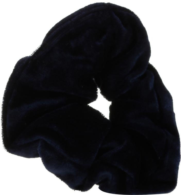 Haargummi Velvet 22777 dunkelblau - Top Choice — Bild N1