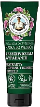 Düfte, Parfümerie und Kosmetik Natürliche Maske gegen Haarausfall - Rezepte der Oma Agafja