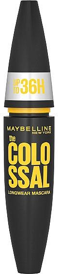 Langanhaltende Wimperntusche - Maybelline New York Colossal 36 — Bild N1