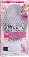 Düfte, Parfümerie und Kosmetik Make-up Pinselreinigungsbürste - Real Techniques Brush Cleansing Palette