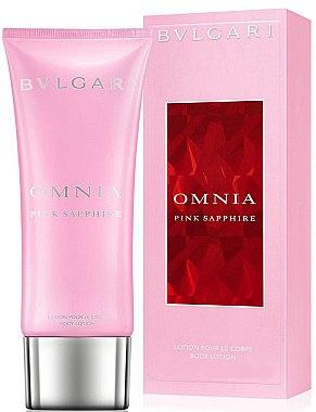Bvlgari Omnia Pink Sapphire - Körperlotion — Bild N1