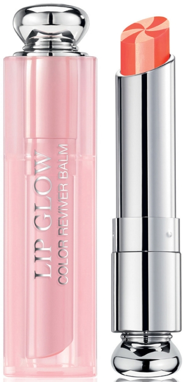 Feuchtigkeitsspendender Lippenbalsam Doppelte Farbe & Strahlkraft - Dior Lip Glow To The Max Colour Reviver Lip Balm — Bild N1