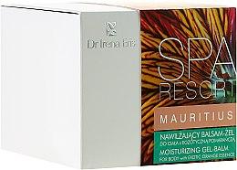 Düfte, Parfümerie und Kosmetik Feuchtigkeitsspendende Körperlotion mit exotischer Orange - Dr Irena Eris Spa Restore Mauritius Moisturizing Gel-Balm