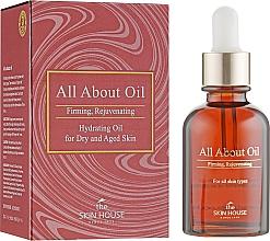 Düfte, Parfümerie und Kosmetik Straffendes Gesichtsöl für trockene und reife Haut - The Skin House All About Oil