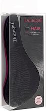 Haarbürste 1218 schwarz-violett - Donegal TT-Hair — Bild N2