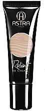 Düfte, Parfümerie und Kosmetik BB Creme - Astra Make-up Radiant BB Cream