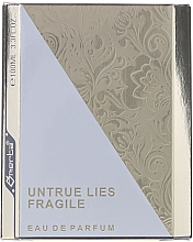 Düfte, Parfümerie und Kosmetik Omerta Untrue Lies Fragile - Eau de Parfum