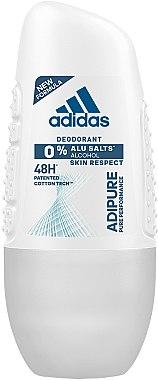 Adidas Adipure Pure Performance 48h - Deo Roll-on Antitranspirant — Bild N1
