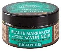 Düfte, Parfümerie und Kosmetik Naturseife Eukalyptus - Beaute Marrakech Savon Noir Moroccan Black Soap