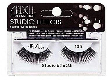 Künstliche Wimpern - Ardell Studio Effect 105 — Bild N1
