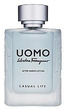 Düfte, Parfümerie und Kosmetik Salvatore Ferragamo Uomo Casual Life - After Shave Lotion