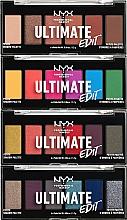 Düfte, Parfümerie und Kosmetik Lidschattenpalette - NYX Professional Makeup Ultimate Edit Petite Shadow Palette