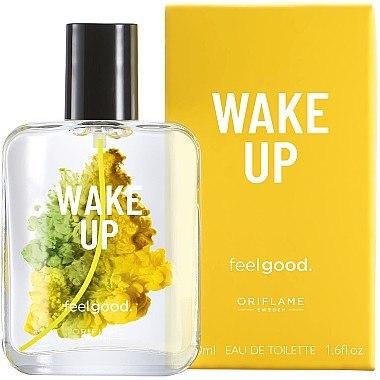Oriflame Wake Up Feel Good - Eau de Toilette — Bild N1