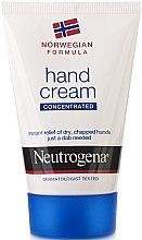 Düfte, Parfümerie und Kosmetik Konzentrierte Handcreme für extrem trockene Haut - Neutrogena Norwegian Formula Concentrated Hand Cream