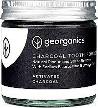 Düfte, Parfümerie und Kosmetik Aufhellendes natürliches Zahnpulver mit Aktivkohle - Georganics Activated Charcoal Natural Toothpowder id:436960