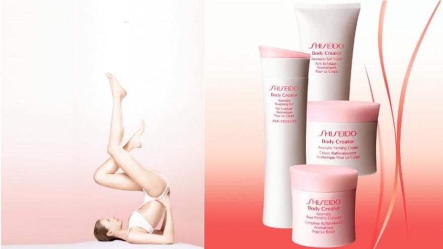 Aromatische Korrektur-Creme für Brust und Dekolleté - Shiseido Body Creator Aromatic Bust Firming Complex — Bild N4