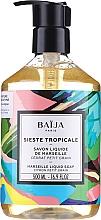 Düfte, Parfümerie und Kosmetik Marseille Flüssigseife - Baija Sieste Tropicale Marseille Liquid Soap