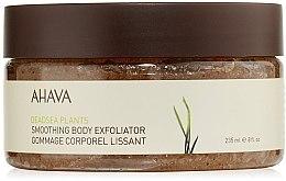 Düfte, Parfümerie und Kosmetik Glättendes Körperpeeling - Ahava Deadsea Plants Smoothing Body Exfoliator