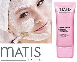 Beruhigende Gesichtsmaske für empfindliche und Problemhaut - Matis Face Care Mask Delicate & Sensitive — Bild N2