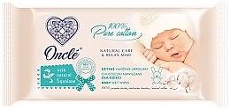 Düfte, Parfümerie und Kosmetik Feuchttücher für Babys mit Squalan - Oncle
