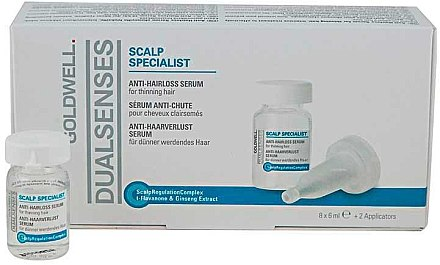 Serum gegen Haarausfall - Goldwell Dualsenses Scalp Specialist Anti-Hairloss Serum — Bild N1