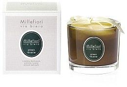 Düfte, Parfümerie und Kosmetik Duftkerze im Glas Green Reverie - Millefiori Milano Via Brera Green Reverie