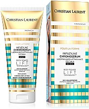 Düfte, Parfümerie und Kosmetik Straffendes Körperserum für die Nacht mit Liftingeffekt - Christian Laurent Infusion Firming And Lifting Night Serum