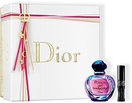 Düfte, Parfümerie und Kosmetik Dior Poison Girl Unexpected - Duftset (Eau de Toilette 50 ml + Mini Mascara 4 ml)