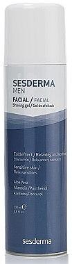 Rasiergel für empfindliche Haut - SesDerma Laboratories Men Shaving Gel — Bild N1