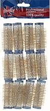 Düfte, Parfümerie und Kosmetik Drahtwickler 21/63 mm blau - Ronney Wire Curlers