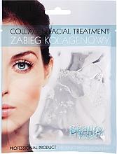 Düfte, Parfümerie und Kosmetik Gesichtsmaske mit Perlenextrakt - Beauty Face Collagen Hydrogel Mask