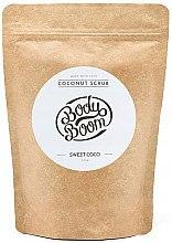 Düfte, Parfümerie und Kosmetik Körperpeeling mit Kokos - Body Boom Coconut Scrub Sweet Coco