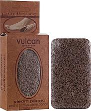 Düfte, Parfümerie und Kosmetik Bimsstein 98x58x37 mm braun - Vulcan Pumice Stone