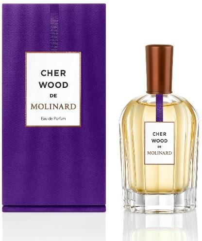 Molinard Cher Wood - Eau de Parfum — Bild N1