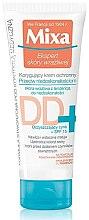 Düfte, Parfümerie und Kosmetik Korrigierende und schützende DD Gesichtscreme - Mixa Sensitive Skin Expert DD-Cream