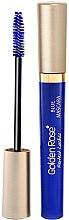 Düfte, Parfümerie und Kosmetik Wimperntusche - Golden Rose Perfect Lashes Blue Mascara
