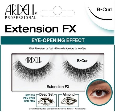 Künstliche Wimpern - Ardell Eyelash Extension FX B-Curl — Bild N1