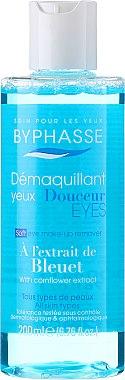 Augen-Make-up Entferner - Byphasse Gentle Eye Make-up Remover — Bild N1