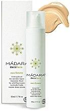 Düfte, Parfümerie und Kosmetik Getöntes Fluid mit Sonnenblumenextrakt - Madara Cosmetics Sun Flower Tinting Fluid