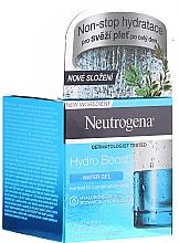 Düfte, Parfümerie und Kosmetik Wassergel mit Hyaluronsäure für normale bis Mischhaut - Neutrogena Hydro Boost Water Gel For Normal & Combination Skin