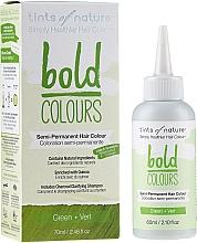 Düfte, Parfümerie und Kosmetik Semi-permanente Haarfarbe - Tints Of Nature Semi-Permanent Bold Colours