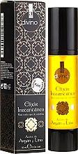 Düfte, Parfümerie und Kosmetik Haarelixier mit Arganöl und Leinen - Alexandre Cosmetics Divine Elixir