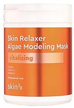 Düfte, Parfümerie und Kosmetik Modellierende Gesichtsmaske mit Vitamin C und Orange - Skin79 Relaxer Algae Modeling Mask Vitalizing