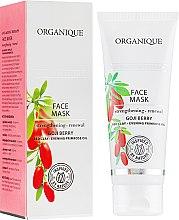 Düfte, Parfümerie und Kosmetik Regenerierende und stärkende Anti-Aging Gesichtsmaske - Organique Goji Anti-Ageing Therapy Face Mask