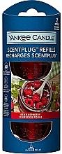 Düfte, Parfümerie und Kosmetik Nachfüllpack für elektrische Aromalampe Red Raspberry - Yankee Candle Red Raspberry